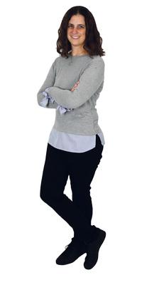 Maya Nauer de Wetzikon après avoir perdu du poids avec ParaMediForm