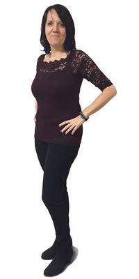Daniela Barrucci de Egnach après avoir perdu du poids avec ParaMediForm