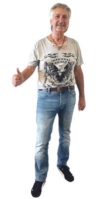 Peter Sonderer de Romanshorn après avoir perdu du poids avec ParaMediForm