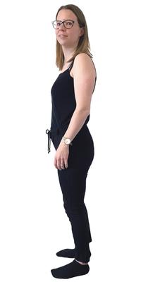 Ramona Baumann de Sitterdorf après avoir perdu du poids avec ParaMediForm