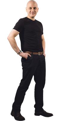 Marco Wilhelm de Wetzikon après avoir perdu du poids avec ParaMediForm