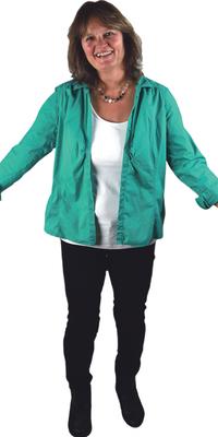Anita Peterhans de Seon après avoir perdu du poids avec ParaMediForm