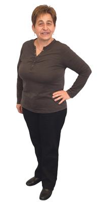 Marie-Theres Meier de Nottwil après avoir perdu du poids avec ParaMediForm