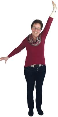 Renata Schmid de Rickenbach après avoir perdu du poids avec ParaMediForm