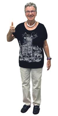 Marlyse Hubacher de Sursee après avoir perdu du poids avec ParaMediForm