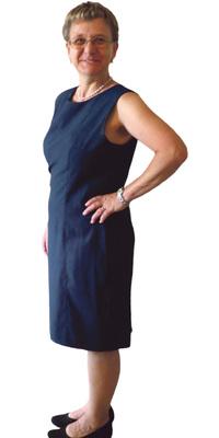 Ruth Grieder aus Bubendorf nach dem Abnehmen mit ParaMediForm