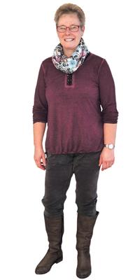 Beatrice Kipfer de Aetingen après avoir perdu du poids avec ParaMediForm