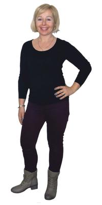 Katarina Graf aus Mettendorf TG nach dem Abnehmen mit ParaMediForm