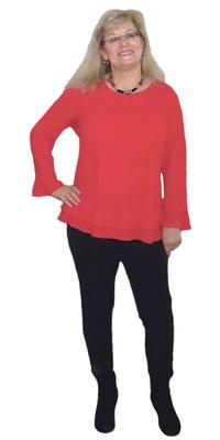 Anita Furrer de Gundetswil après avoir perdu du poids avec ParaMediForm