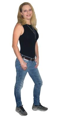 Michelle Bollmann aus Berg nach dem Abnehmen mit ParaMediForm