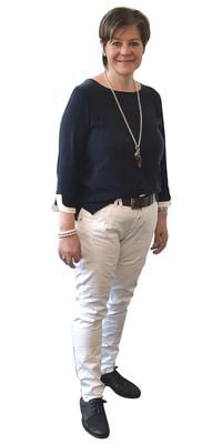 Ruth Christen aus Dallenwil nach dem Abnehmen mit ParaMediForm
