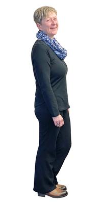 Ursula Kathriner aus Giswil nach dem Abnehmen mit ParaMediForm