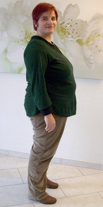 PR-Bericht von Chantal Verdun aus Aarau vor dem Abnehmen mit ParaMediForm