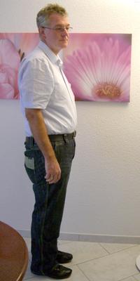 PR-Bericht von Urban Keller de Schönenwerd avant de perdre du poids avec ParaMediForm