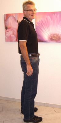 PR-Bericht von Urban Keller de Schönenwerd après avoir perdu du poids avec ParaMediForm