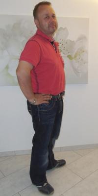 Michael Löffler de Gränichen après avoir perdu du poids avec ParaMediForm