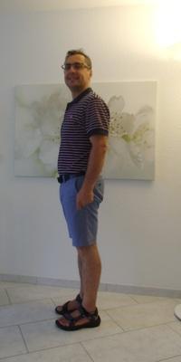 Esmir Ajrovski de Wölflinswil après avoir perdu du poids avec ParaMediForm