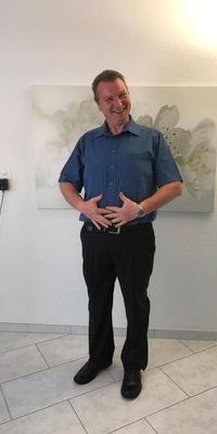 Gianpero Bagatella de Schöftland après avoir perdu du poids avec ParaMediForm