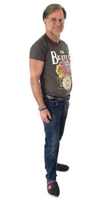 Bruno Reiff aus Gerolfingen BE vor dem Abnehmen mit ParaMediForm