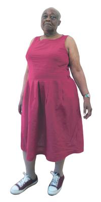 Marie-Christine Lobsiger de Bienne avant de perdre du poids avec ParaMediForm