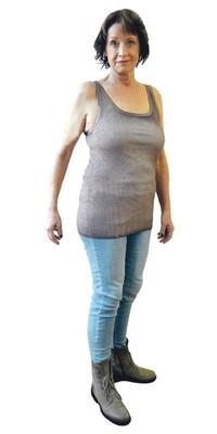 Thérèse Gygax de Bienne après avoir perdu du poids avec ParaMediForm