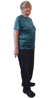 Anne-Marie Fankhauser de Lyss BE après avoir perdu du poids avec ParaMediForm