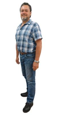 Jan Micheletti de Port BE après avoir perdu du poids avec ParaMediForm