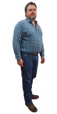 Jan Micheletti de Port BE avant de perdre du poids avec ParaMediForm