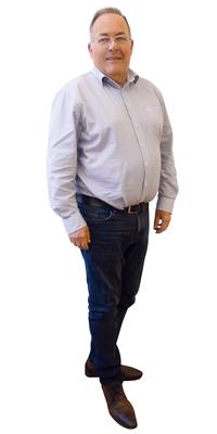 Marco Ghisoni de Orpond BE avant de perdre du poids avec ParaMediForm