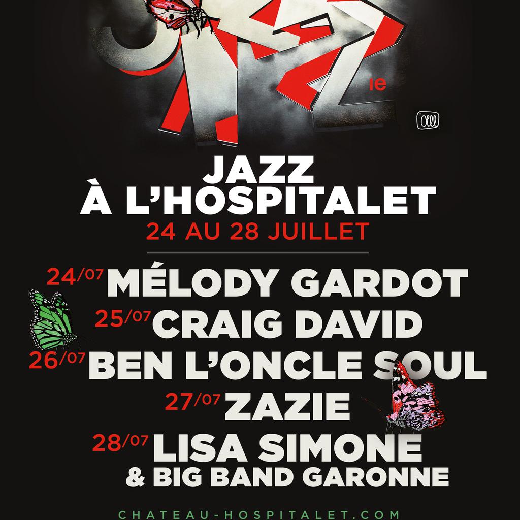 Jazz à l'Hospitalet, le festival de l'été
