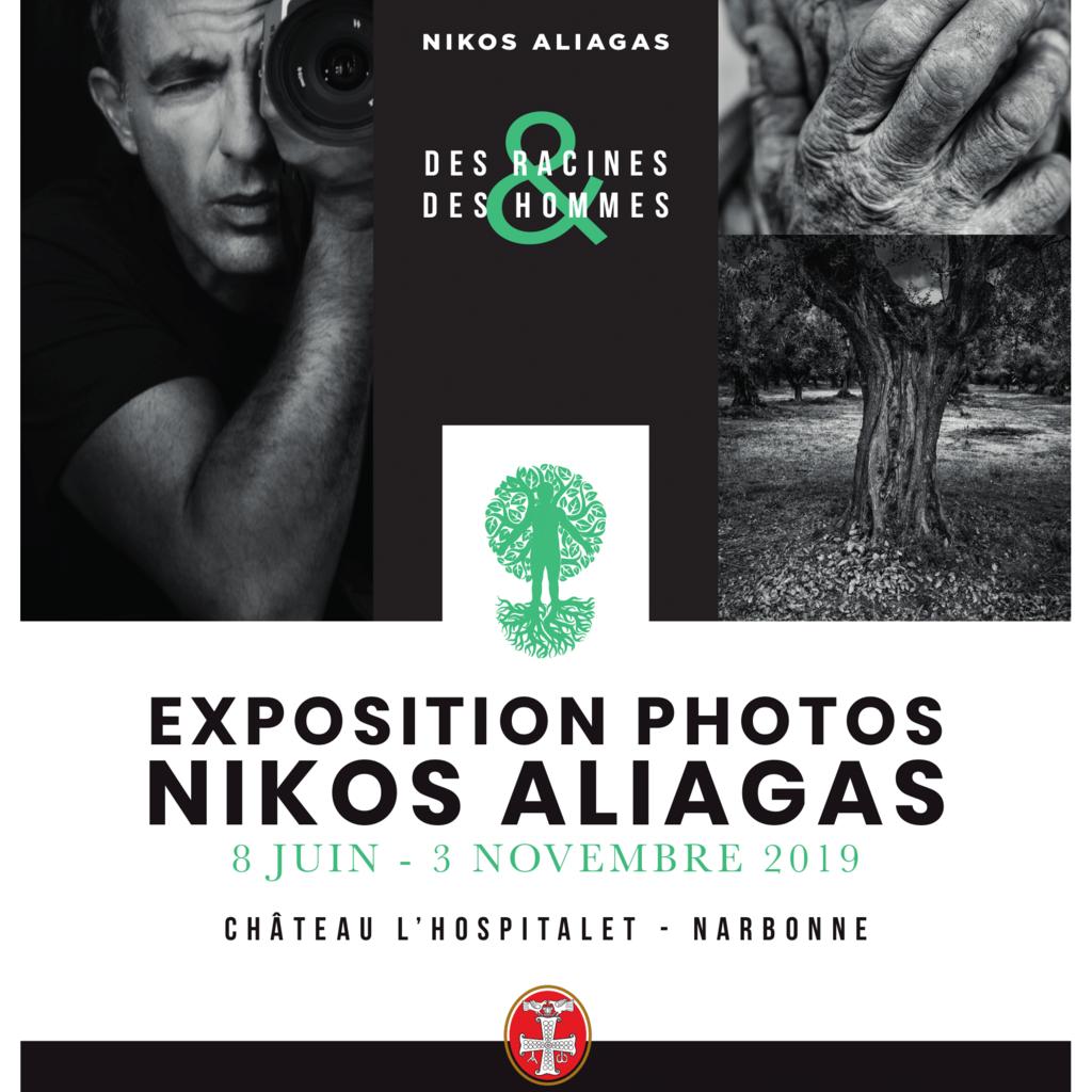Exposition photos de Nikos Aliagas