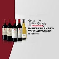 22 highly rated Gérard Bertrand wines by Robert Parker's Wine Advocate