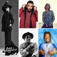 Affiche jazz hospitalet 2019