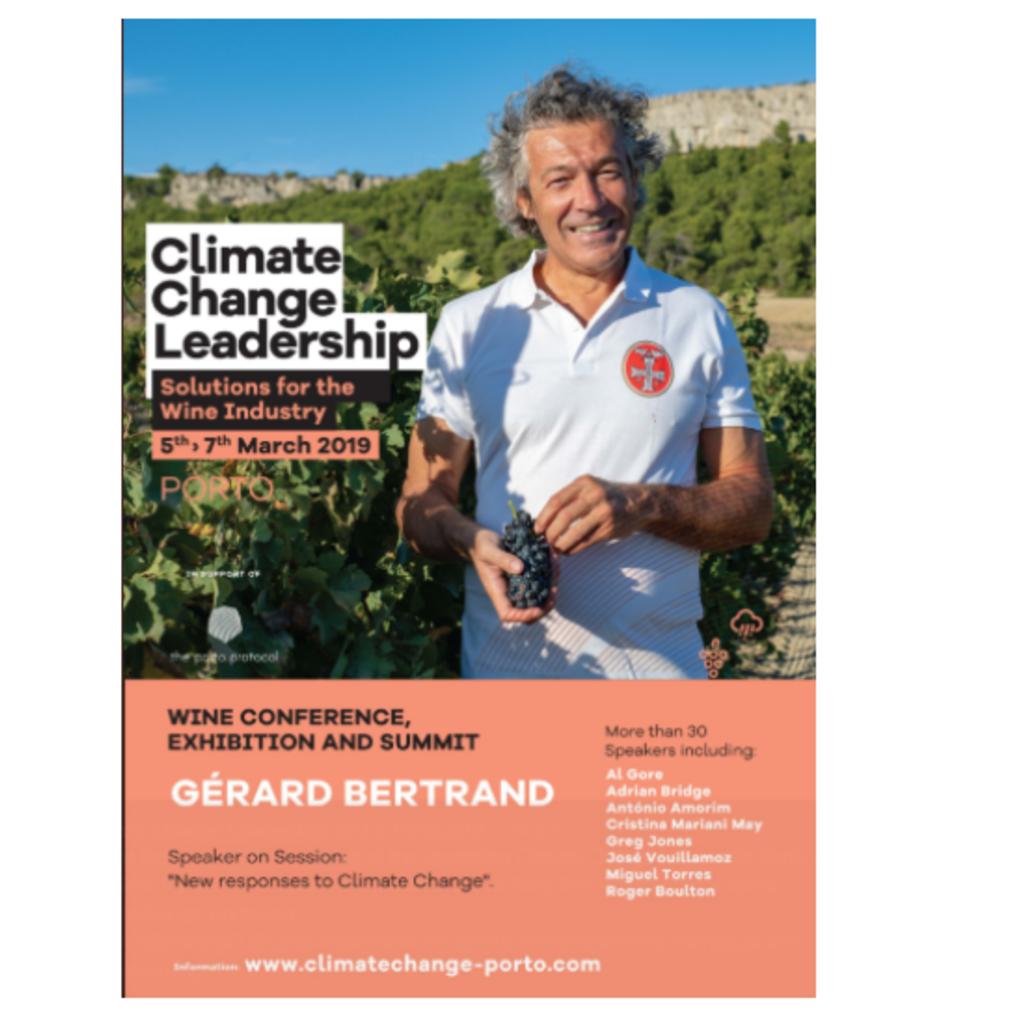 CLIMATE CHANGE LEADERSHIP Conférence - Mars 2019 - Porto