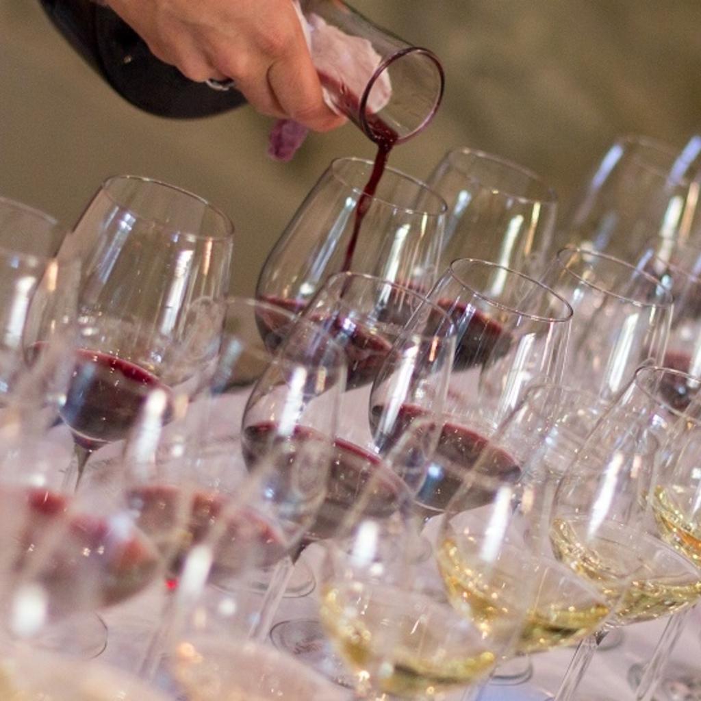 MasterClass Biodynámia Bordeaux Tasting