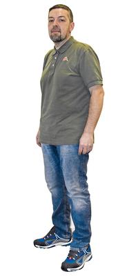 Josué Salomoni aus Villars-sur-Fontenais nach dem Abnehmen mit ParaMediForm